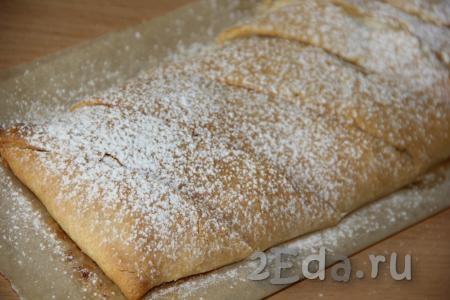 Творожное печенье с начинкой - рецепт пошаговый с фото