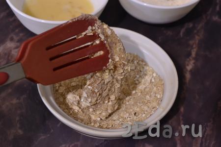 Наггетсы из куриной грудки - рецепт пошаговый с фото