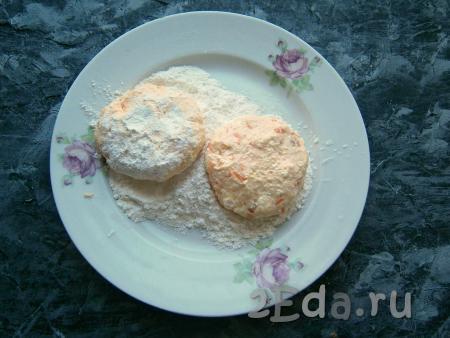 Сырники с тыквой и изюмом - рецепт пошаговый с фото