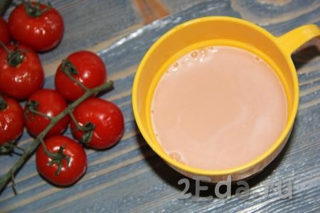 Фокачча с помидорами и луком - рецепт пошаговый с фото