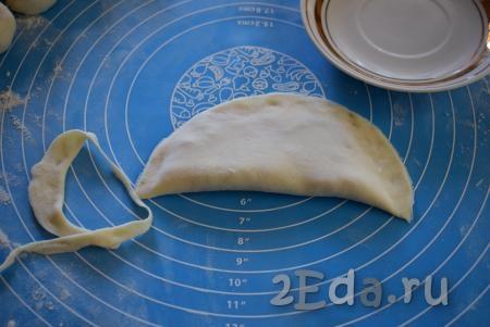 Чебуреки из теста с водкой - рецепт пошаговый с фото